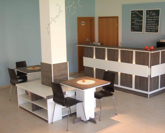Caféraum/Foyer