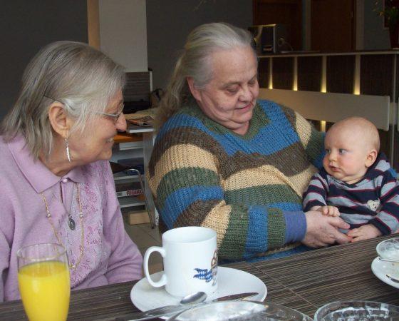 Café im Generationenzentrum