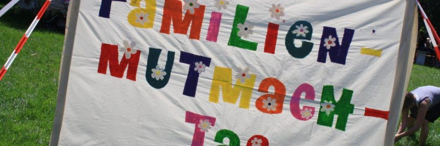 Familien-Mutmachtag (FMT) am 30.05.2019 – zum 10. Mal in Folge!