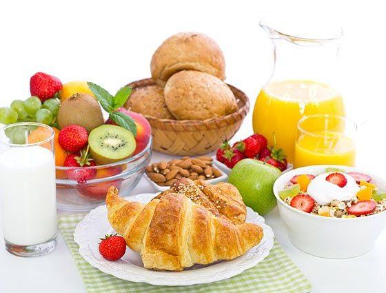 Das Frauenfrühstück