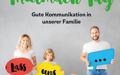 Familien-Mutmach-Tag 2020 # Zuhause